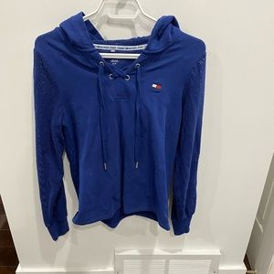 Size small hoodie by Tommy  Hilfiger hoodie -